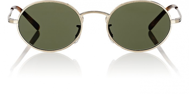 Oliver Peoples x The Row Empire Suite Sunglasses