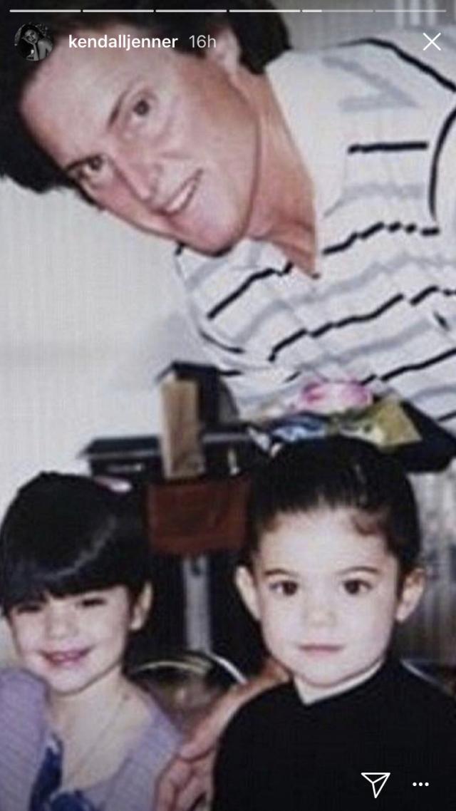 Kendall Jenner, Caitlyn Jenner, Kylie Jenner