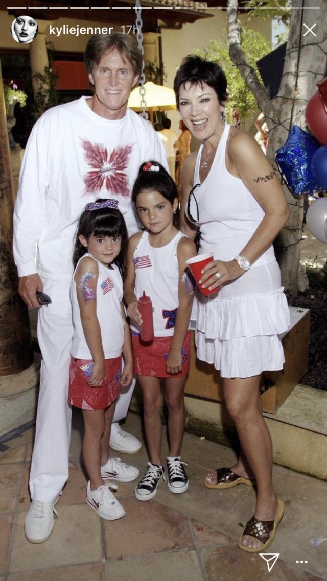 Kylie Jenner, Kendall Jenner, Caitlyn Jenner, Kris Jenner