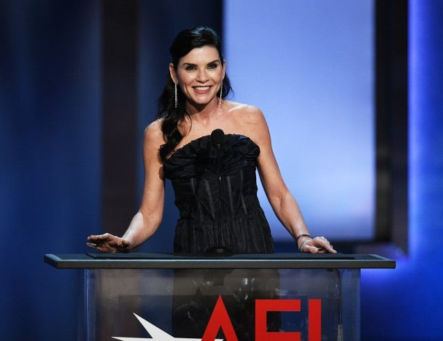 Julianna Margulies AFI Gala