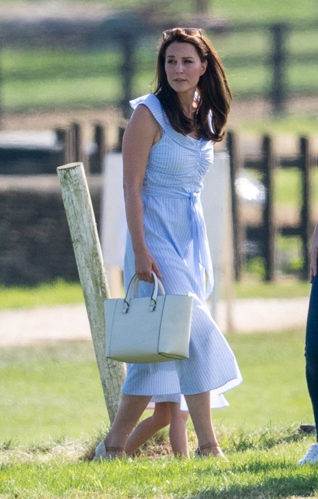 ce60057db451 Kate Middleton Just Wore a Super Chic  70 Zara Dress