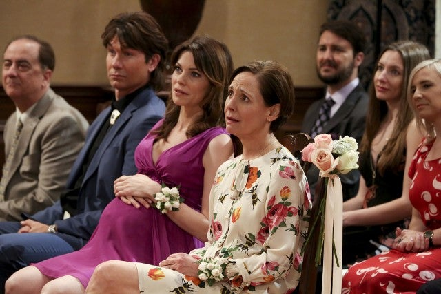 Emmys 2018 How Laurie Metcalf And Zoe Perry Could Make Emmy