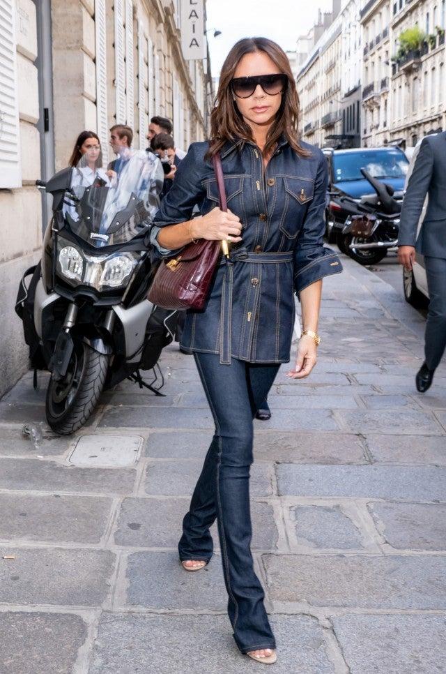 Victoria Beckham Makes...