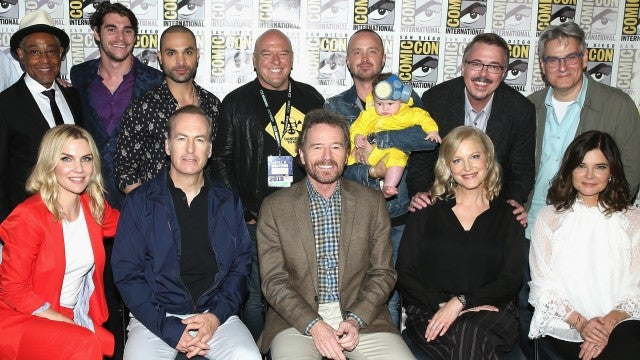 Breaking Bad Comic-Con 2018