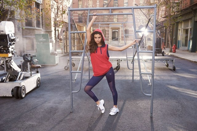 Selena Gomez Puma ad