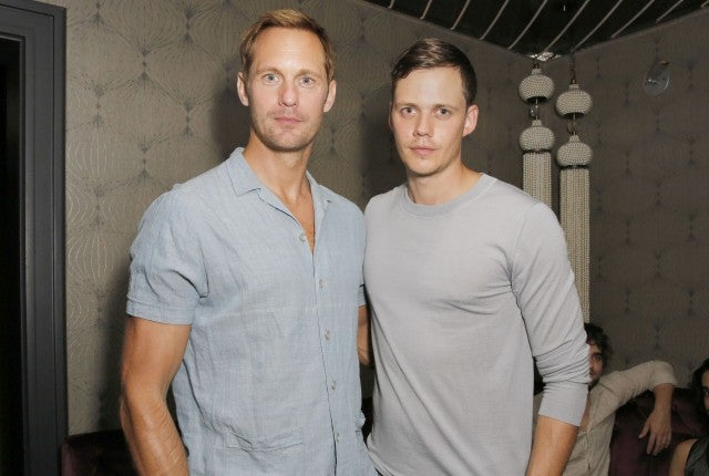 Alexander Skarsgard, Bill Skarsgard Beauty & Essex LA