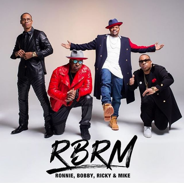 Bobby Brown, New Edition RBRM Tour