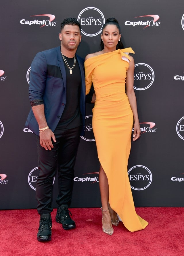 12b07f291b03 Ciara and Russell Wilson Say 1-Year-Old Daughter Sienna Has Already ...