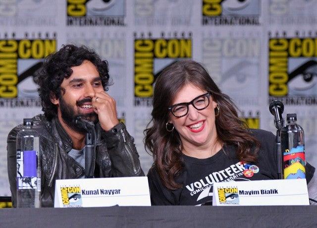 The Big Bang Theory Comic-Con 2018