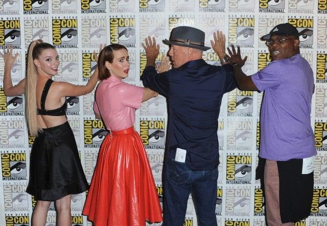 Comic-Con 2018, Anya Taylor-Joy, Sarah Paulson, Bruce Willis, Samuel L. Jackson