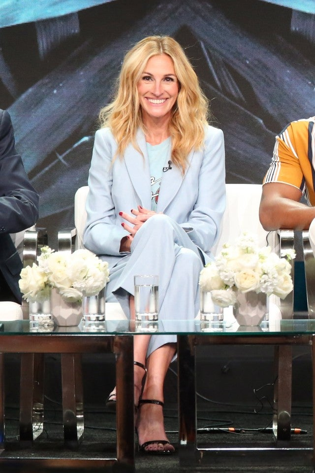 Julia Roberts in the Summer 2018 Television Critics Association Press Conference in Beverly Hills, California