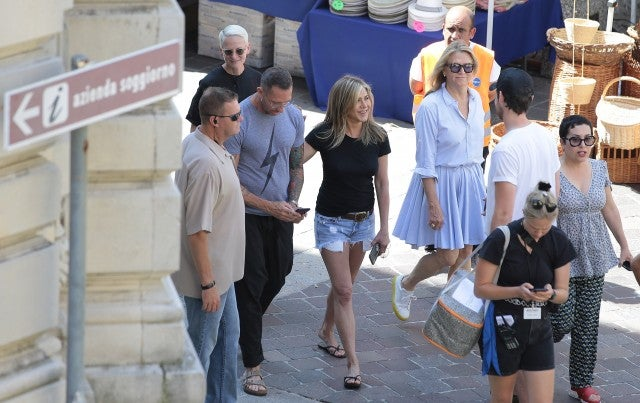 Hope, you jennifer aniston shorts for