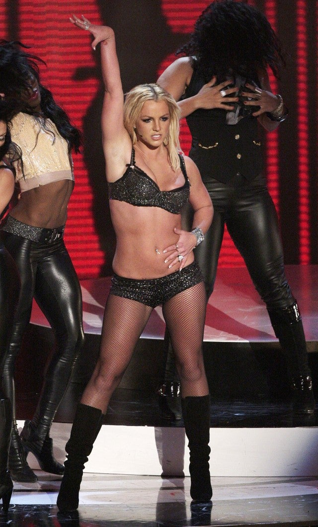 Britney Spears 2007