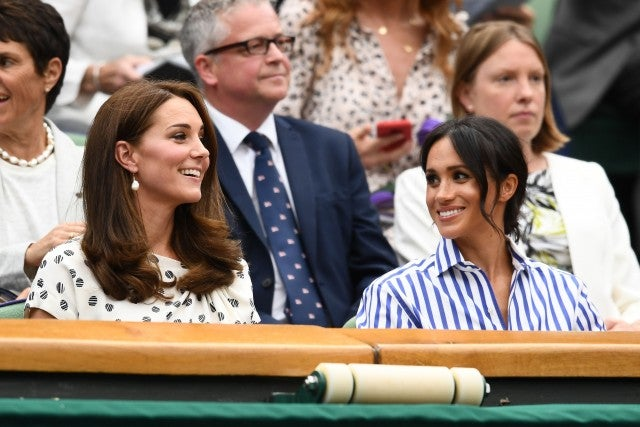 Meghan's Wimbledon look could be a secret nod to Prince Harry