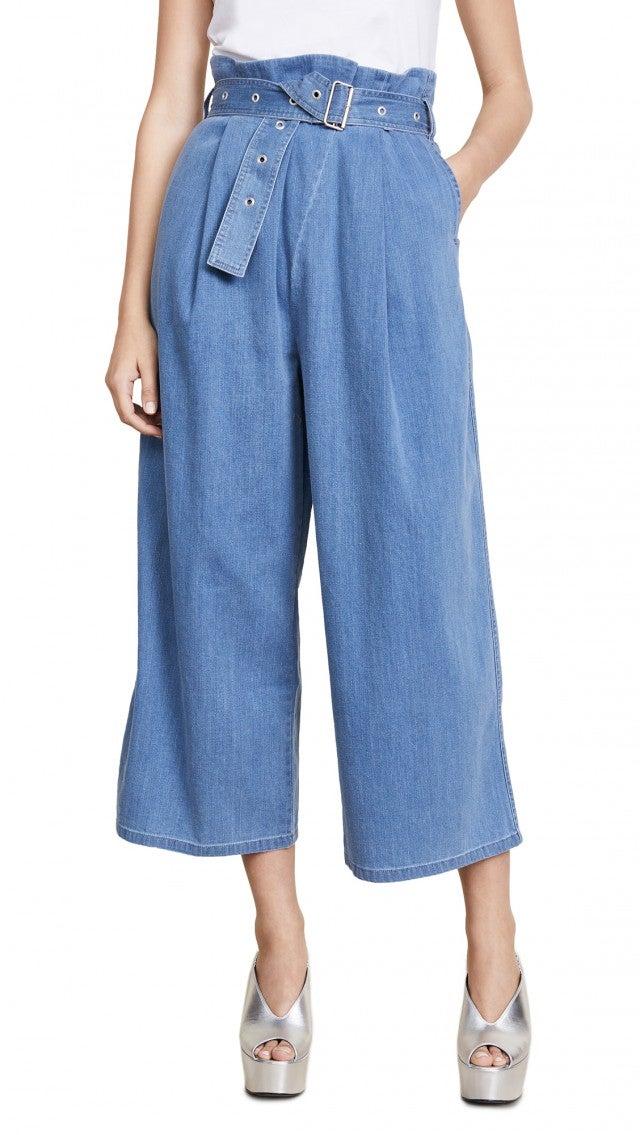 J Brand Via Pleat Front Pants