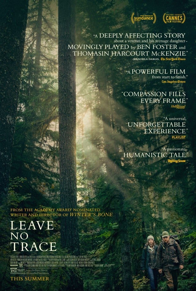 Leave No Trace, Ben Foster