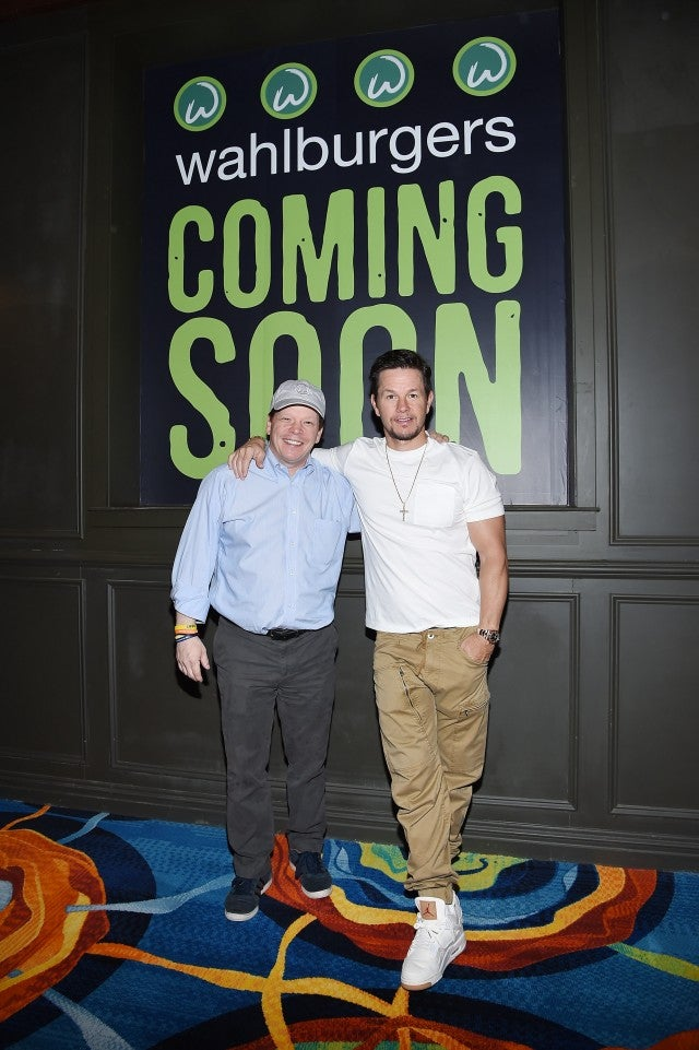 Mark Wahlberg Ocean Resort Casino