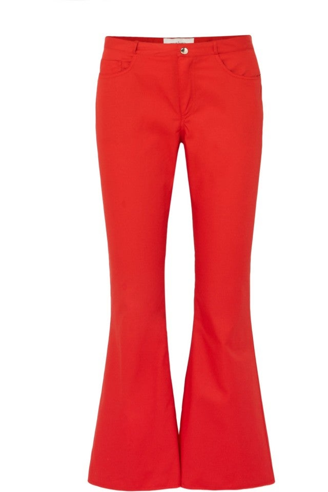 Marques Almeida red pant