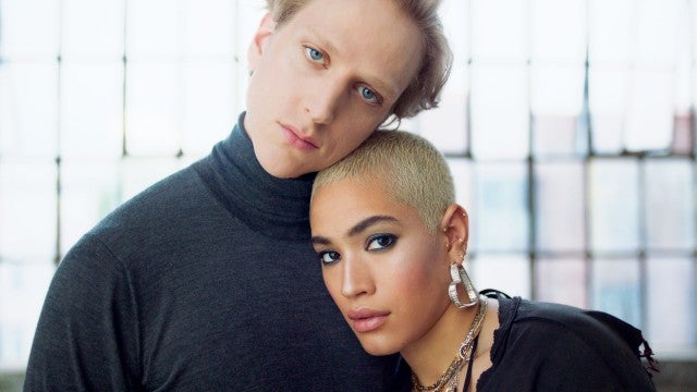 Mette Towley and David Hallberg Revlon