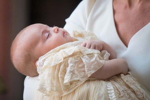 Princess Charlotte Has 3 Words for the Paparazzi