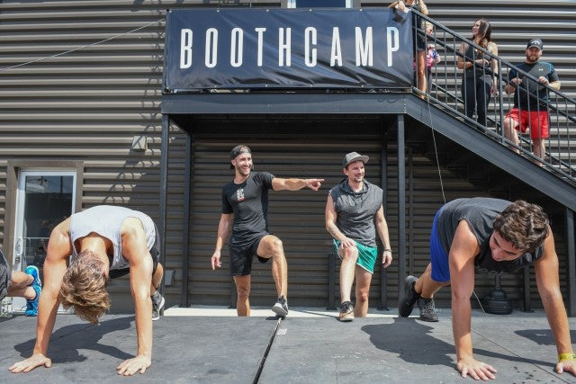 Shawn Booth, Boothcamp Gym