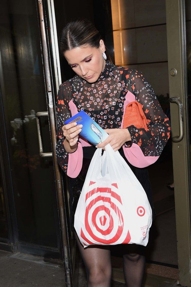 Sophia Bush NYC