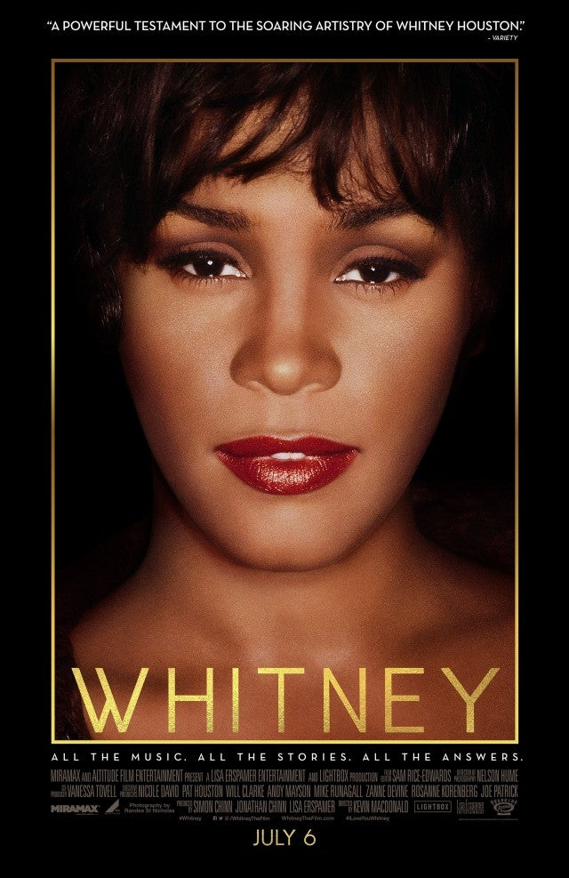 Whitney Documentary Artwork