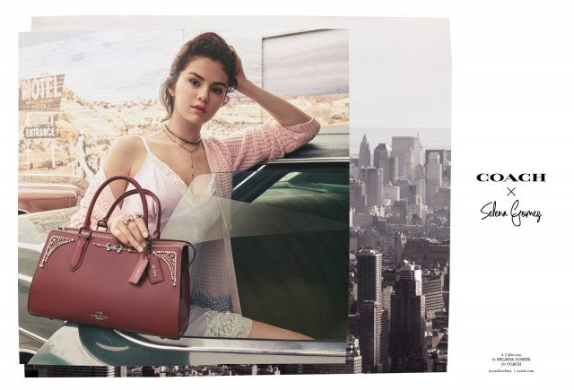 Selena Gomez s New Collection for Coach Is So Chic and... 25765f6b6ba34
