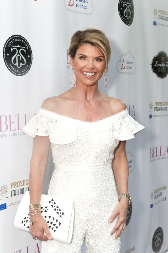 Lori Loughlin BELLA New York's Hamptons White Party