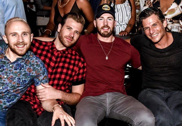 Chris Evans Drai's Nightclub Las Vegas