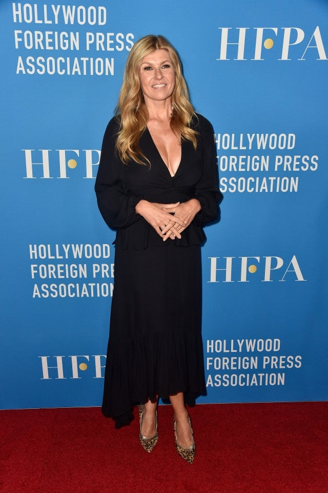 Connie Britton Hollywood Foreign Press Association's Grants Banquet