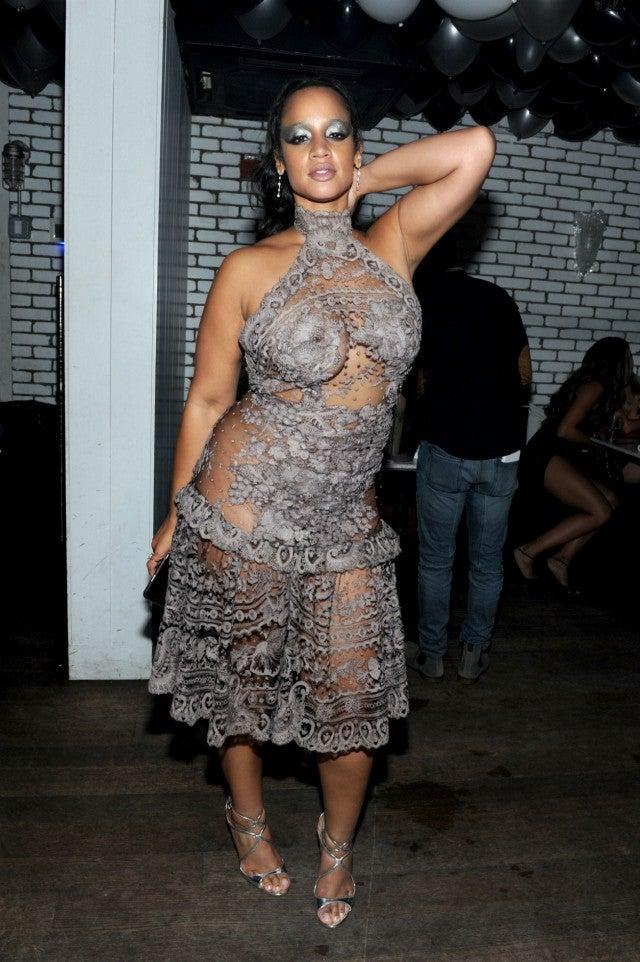 Jennifer Lopez Tiffany Haddish And More Stars Shine At
