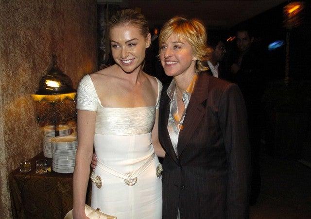 Inside Ellen DeGeneres and Portia de Rossi's Unbreakable
