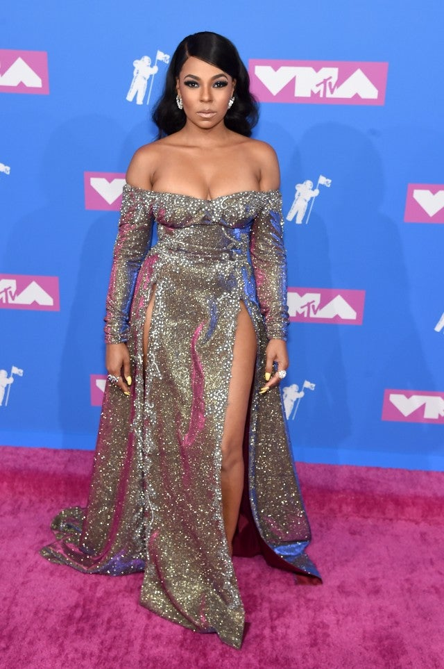Ashanti at vmas 2018