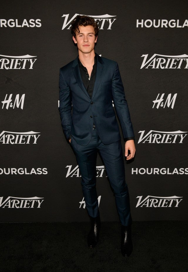 Shawn Mendes Variety Young Hollywood