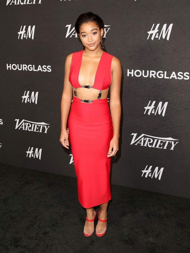 Amandla Stenberg Variety Young Hollywood