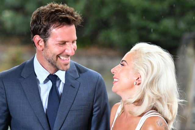 Lady Gaga Holds Hands With Bradley Cooper At A Star Is