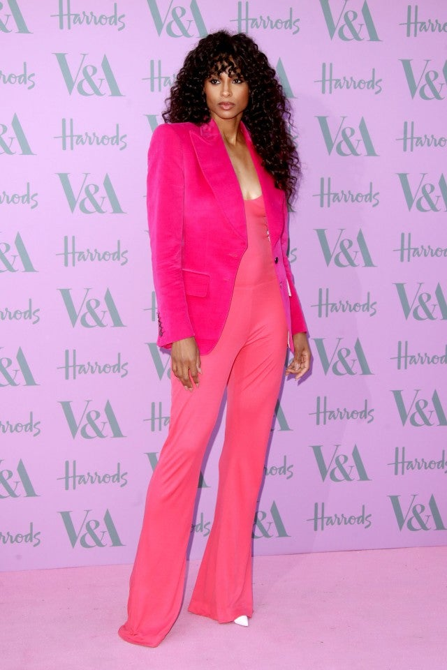 Ciara pink Tom Ford