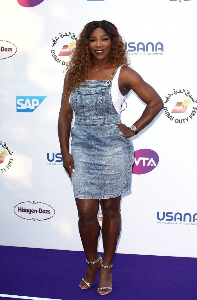 Serena Williams denim line