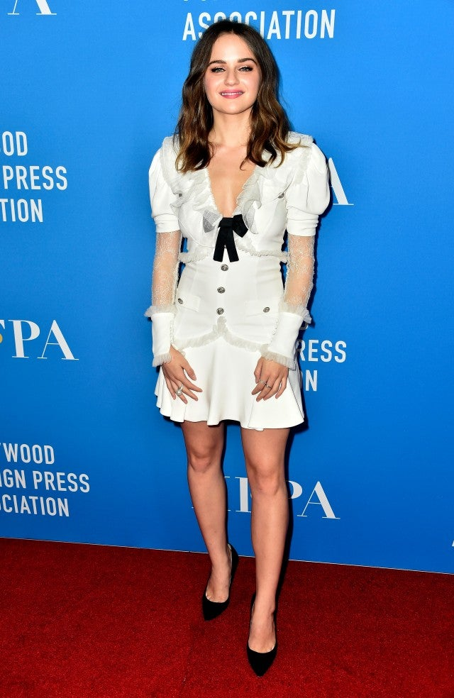Joey King HFPA Event