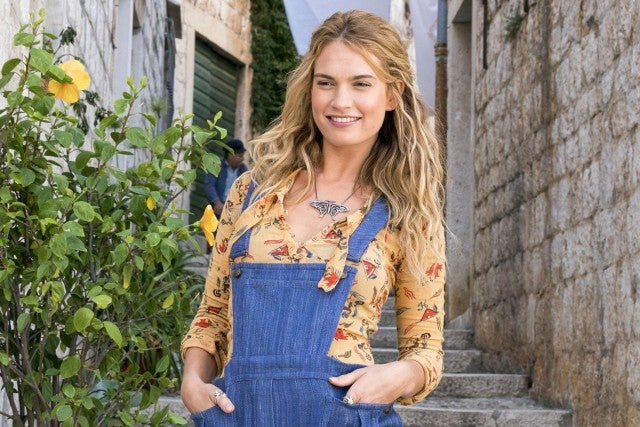 Mamma Mia Here We Go Again, Lily James