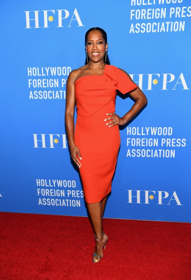 Regina King HFPA Event