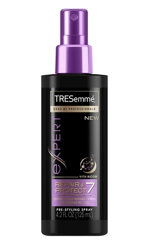 Tresemme expert pre-styling spray