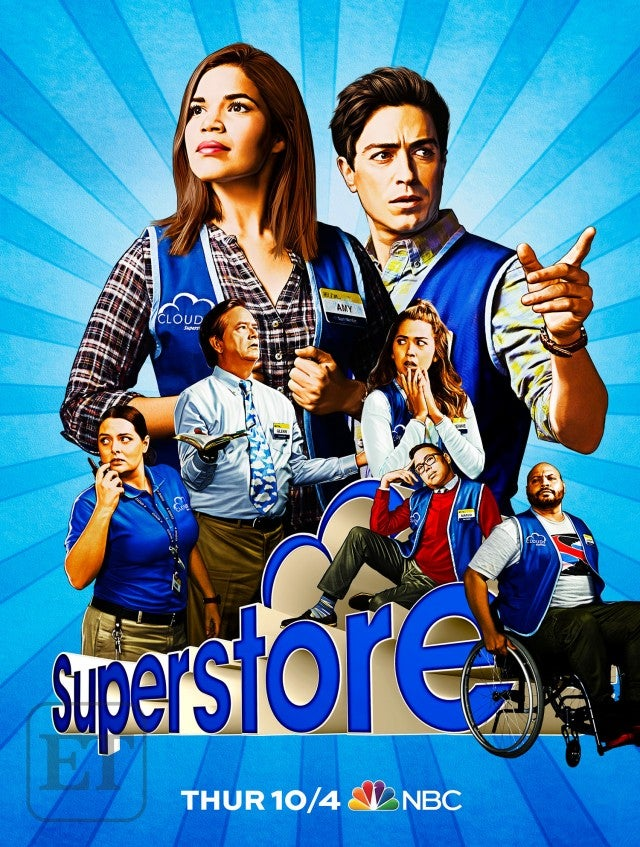 Superstore First Look At The Slick New Season 4 Poster