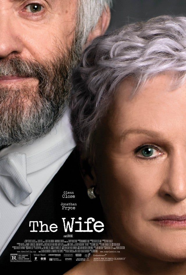 The Wife, Glenn Close
