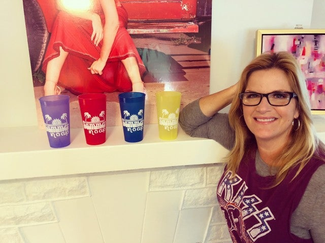 Trisha Yearwood tumblers