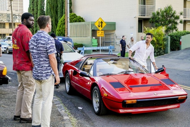 On Set With The Magnum P I Cast In Hawaii 5 Reasons