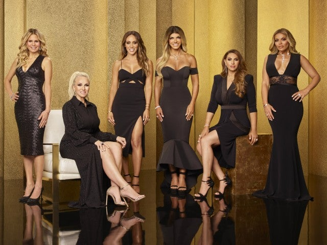 The cast of 'The Real Housewives of New Jersey' season nine.