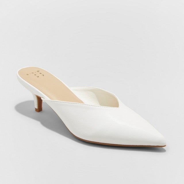 A New Day white mules