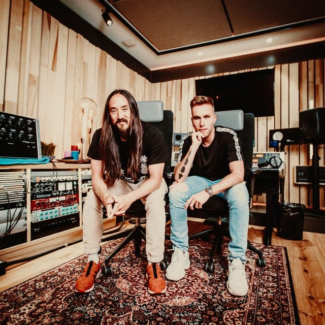 Steve Aoki and Nicky Romero